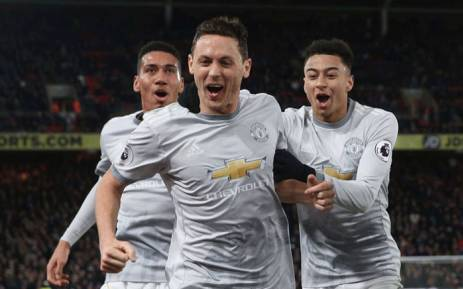 Manchester United's Nemanja Matic volleyed a stunning added-time winner as they fought back from two goals down to beat Crystal Palace 3-2 at Selhurst Park on 5 March 2018. Picture: Facebook
