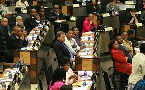 Gauteng legislature. Picture: Taurai Maduna/Eyewitness News