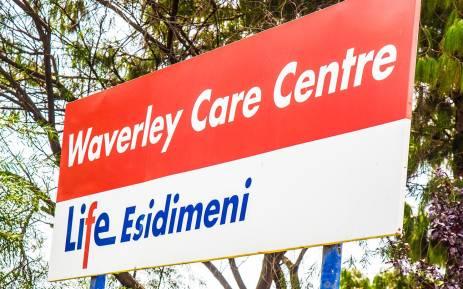 Life Esidimeni Waverley Care Centre Hospital in Boksburg. Picture: Kgothatso Mogale/EWN.