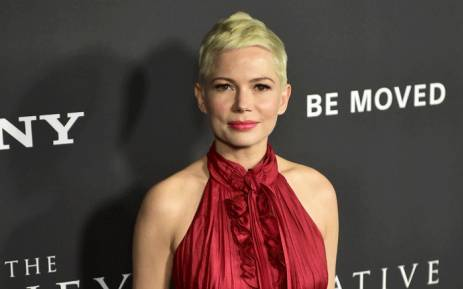 Actress Michelle Williams arrives for the premiere of the film 'All The Money In The World' in Beverly Hills, California on 18 December 2017.  Picture: AFP.