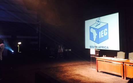 A new communications strategy has also been unveiled, which the IEC says will place particular focus on the youth. Picture: Dineo Bendile/EWN.