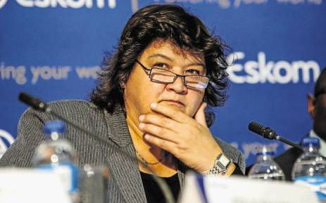 DA, Cope call for Lynne Brown's head