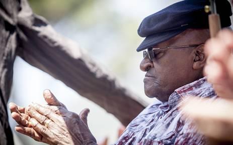 FILE: Desmond Tutu. Picture: Thomas Holder/EWN