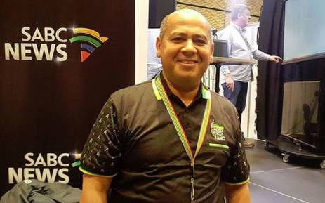 ANC Western Cape leader Faiez Jacobs. Picture: Instagram.