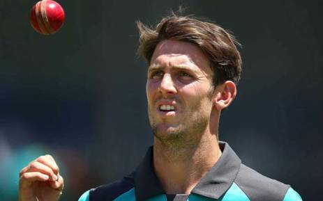Australian bowling all-rounder Mitchell Marsh. Picture: Twitter/@Dil_Hy_Betaab