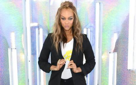 Tyra Banks. Picture: Twitter @tyrabanks.
