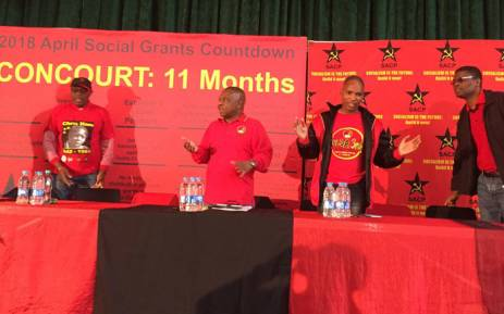 Cosatu cancels main Workers Day rally as Zuma is heckled