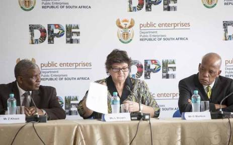 FILE: Former Public Enterprises Minister Lynne Brown. Picture: Thomas Holder/EWN