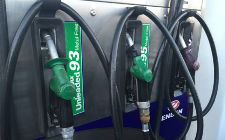 FILE: The Department of Energy has attributed the decrease in the petrol price to a stronger rand. Picture: Katharyn Williams-Jaftha/EWN.