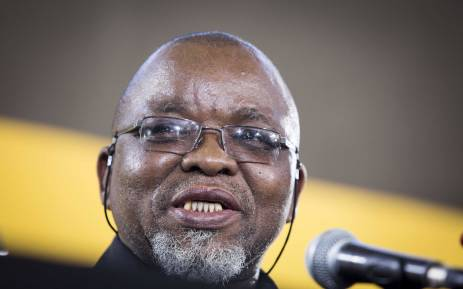 FILE: Mineral Resources Minister Gwede Mantashe. Picture: Thomas Holder/EWN