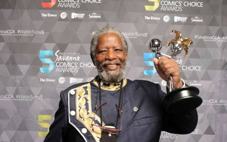 Legendary South African actor, Joe Mafela. Picture: Facebook.