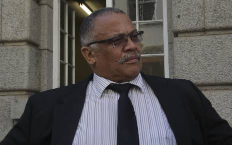 Former Western Cape Police Commissioner Arno Lamoer. Picture: Cindy Archillies/EWN.
