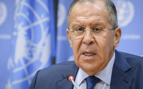 Russian Foreign Minister Sergei Lavrov. Picture: United Nations Photo.