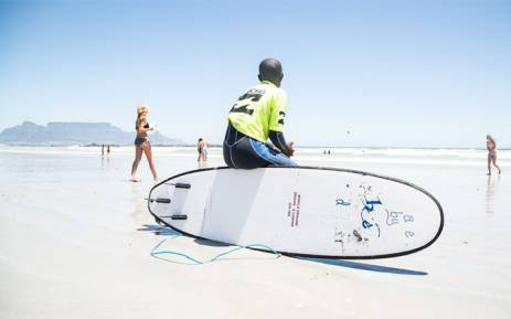 The SAVE Foundation held its annual surf competition at Big Bay on 11 December 2014. Picture: Aletta Gardner/EWN