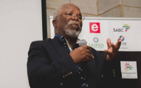 Dr John Kani is one of the overall chairperson judges of the Saftas. Picture: @SAFTAs.