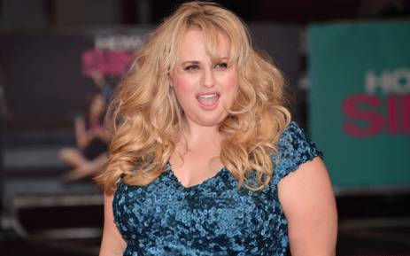 Australian actress Rebel Wilson poses on the red carpet during arrivals for the European premiere of 'How To Be Single' in London on 9 February 2016. Picture: AFP.