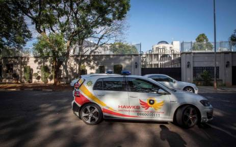 Hawks confirm arrests after raid of Gupta compound