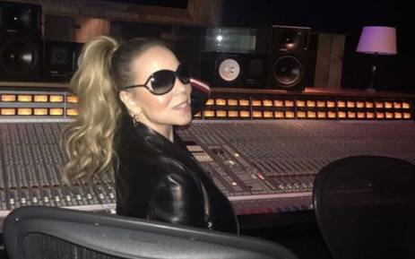 'We Belong Together' hitmaker Mariah Carey. Picture: @mariahcarey/Instagram.
