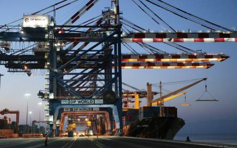 Dp world djibouti incident could hurt africa investment file a view from the port of doraleh djibouti picture united nations gumiabroncs Choice Image