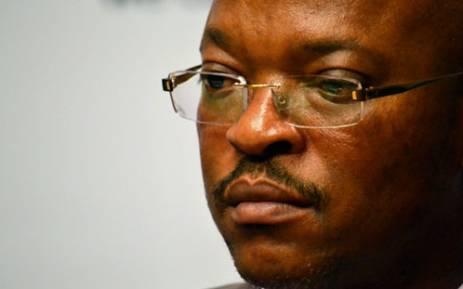 Home Affairs Director-General Mkuseli Apleni.