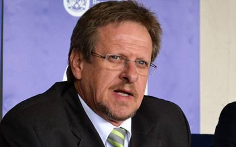 Western Cape Health MEC, Theuns Botha. Picture: Aletta Gardner/Eyewitness News.