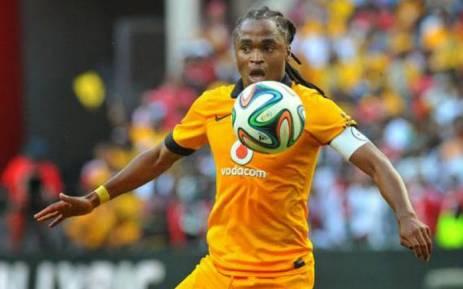 Kaizer Chiefs midfielder Siphiwe Tshabalala. Picture: @siphiweshabba/Twitter