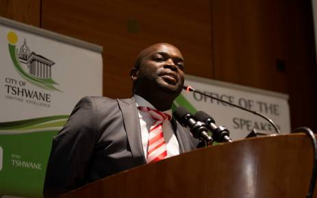 Tshwane Mayor Solly Msimanga. Picture: EWN