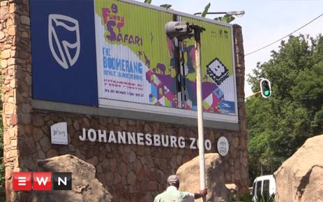 Public has been barred from visiting Jo'burg Zoo as workers downed tools over salary disparities.Picture: Kgothatso Mogale/EWN