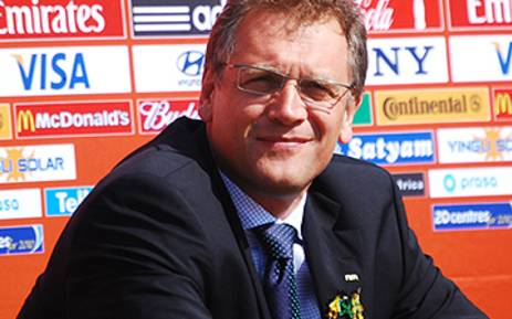 Valcke denies receiving 'undue advantages' from Al-Khelaifi