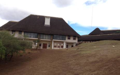 A group of about 30 journalists has been taken on a guided tour through President Jacob Zuma's Nkandla homestead. Picture: Vumani Mkhize/EWN