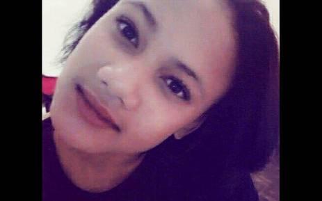 Erin Fredericks (15) went missing on 2 June 2017. Picture: Facebook.com