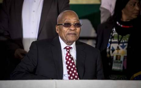 Zuma's Youth Day speech disrupted by protestors