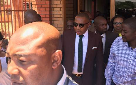 Sentencing in ex-minister Manana's case resumes today