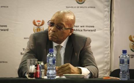 FILE: President Jacob Zuma. Picture: Cindy Archillies/EWN