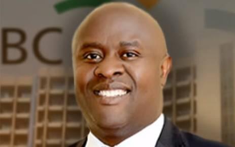 FILE: SABC acting group CEO James Aguma. Picture: Screengrab.