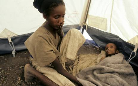 Drought and famine are a harsh reality for millions of people living in Ethiopia. Picture: United Nations Photo.