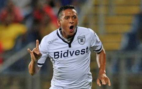 Former Bidvest Wits winger Daine Klate has signed for Chippa United Picture: @BidvestWits/Twitter.