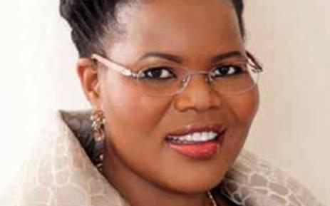 National Empowerment Fund (NEF) CEO Philisiwe Mthethwa. Picture: www.nefcorp.co.za