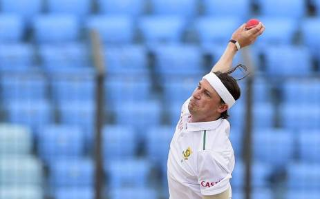 Proteas pace bowler Dale Steyn. Picture: AFP.