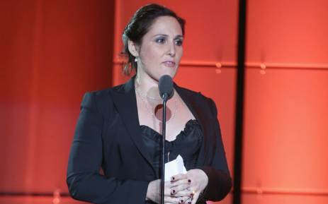Actress/TV personality Ricki Lake. Picture: AFP.