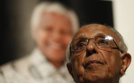 Tributes pour in for ANC stalwart Ahmed Kathrada