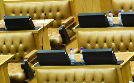 South African Parliament. Picture: GCIS.