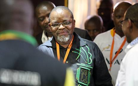 FILE. African National Congress (ANC) Secretary General Gwede Mantashe. Picture: Reinart Toerien/EWN