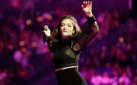 Lorde performs onstage during the 2017 iHeartRadio Music Festival at T-Mobile Arena on 23 September 2017 in Las Vegas, Nevada. Picture: AFP.