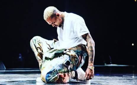 Chris Brown Denies Abuse Claims From Karrueche