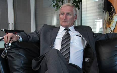 Newly appointed Bafana Bafana coach Gordon Igesund. Picture: Taurai Maduna/EWN