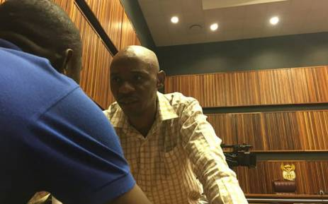 Donald Sebolai at the High Court sitting in Palm Ridge on 10 February 2016. Picture: Mia Lindeque/EWN.