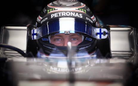 Valtteri Bottas completed 75 laps with a best time of 1 minute 19.705 seconds on ultra-soft tyres. Picture: Twitter/@ValtteriBottas.