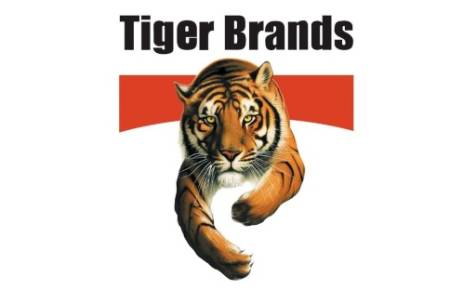 Tiger Brands logo.