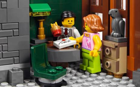 Lego sticks to bricks, despite apps, games and flicks